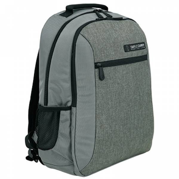 Balo Laptop Simplecarry B2B04 B.Grey