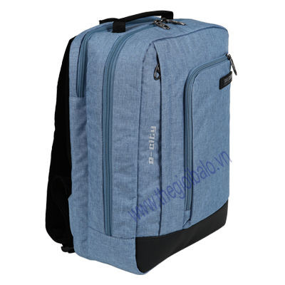 Balo Laptop Simplecarry E-City Blue