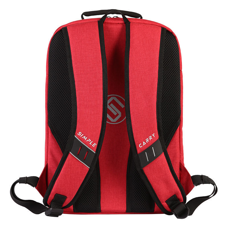 Quai đeo Simplecarry E-City Red