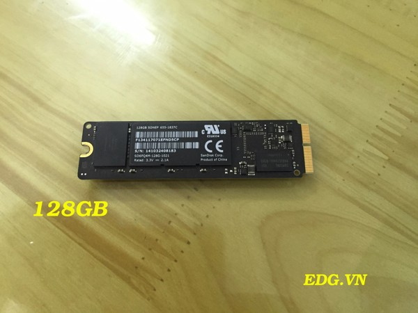 Ổ cứng SSD 128GB Macbook Air 2013 2014 2015