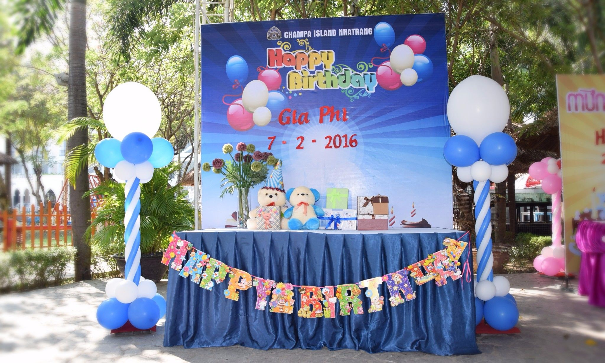 BIRTHDAY PARTY COMBO FOR KIDs