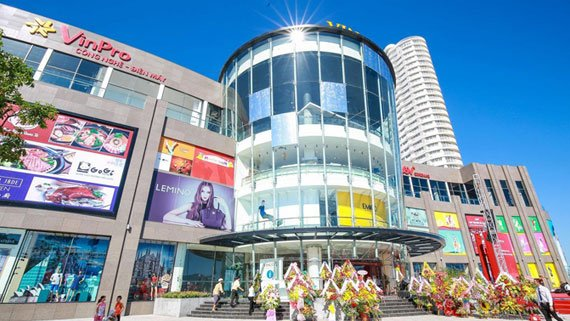 Vincom Da Nang - Shopping mall