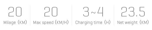 xe điện cân bằng ninebot Elite tốc độ