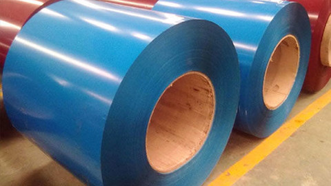 Steel coils & Plates