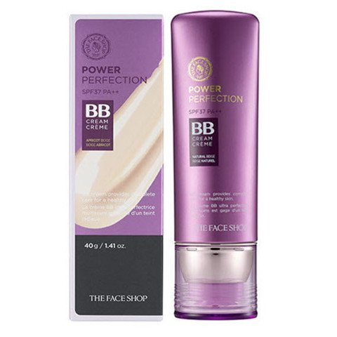 BB Cream The Face Shop Power Perfection SPF37 PA++ 40g