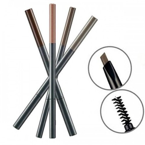 Chì Kẻ Mày The Face Shop Designing Eyebrow Pencil 0.3g
