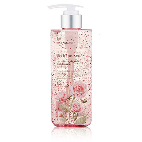 Gel Tắm Nước Hoa The Face Shop Perfume Seed Capsule Body Wash 300ml