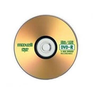 Đĩa DVD /  CD-R Maxell