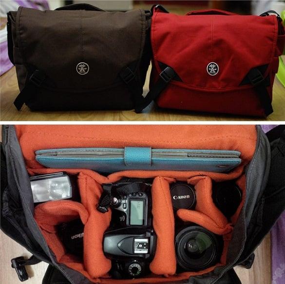 balo cặp túi máy ảnh cao cấp rẻ nhất vn ( crumler,caselogic,golla,...) - 29