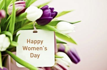Letters of congratulations on International Women's Day 8/3