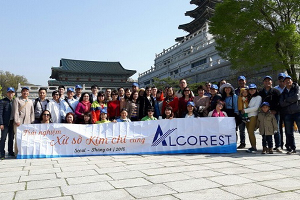 Experience the land of Kim Chi along Alcorest
