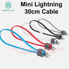 Cáp Lightning Nillkin Mini Cable 30cm iPhone 6s