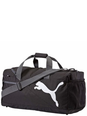 Puma Foundation Medium Sports Bag (M) Black