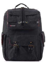 Promate Rover Laptop Backpack Black