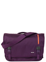 Incase Nylon Messenger Bag CL55316 Aubergine/Electric Orange