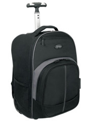 "Targus 16"" Compact Rolling Backpack TSB750AP"