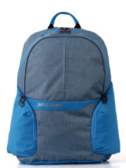 Simplecarry Versailles Backpack Blue