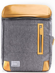 Venque Amsterdam Backpack Grey