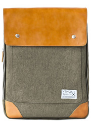 Venque Flatsquare Backpack Brown