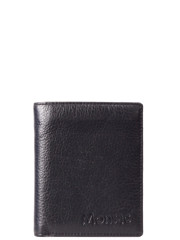 Monsac Synthetic Leather Wallet Men's Black