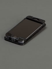 Sena Wallet Slim iphone 5/5s Croco Black