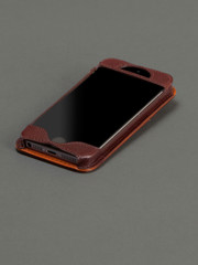 Sena Wallet Slim iphone 5/5s Brown