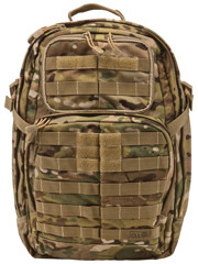 5.11 Tactical Rush 24 Backpack (M) Mutilcam