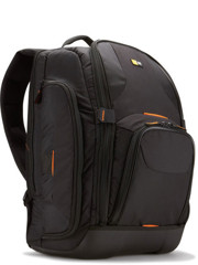 Case Logic Slr Camera Laptop 206 Backpack (M) Black