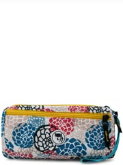 Mikkor Wallet Travel Limited Flowers