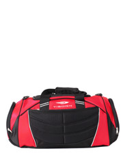 Tigora Tiger Duffle Bags S Red