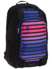 Timbuk2 Jones Laptop Backpack Cobalt Sunset Stripe