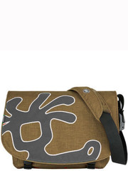 Crumpler Cheesy Disco Messenger Brown/Grey