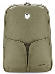 Mikkor Betty Pretty Laptop Backpack (M) Brown