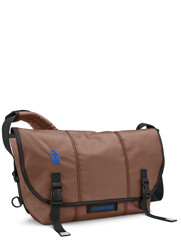 TImbuk2 Classic Mesenger Bag M Mahogany Brown/Pacific