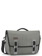 Timbuk2 Command TSA-Friendly Messenger Bag M Carbon Full-Cycle Twill - Recycled Polyester Twill