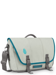 Timbuk2 Commute Laptop TSA-Friendly Messenger Bag (M) Tropic Limestone - Polyester Canvas