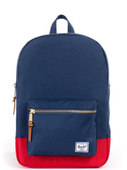 Herschel Settlement Backpack Mid Volume Navy/Red