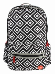 Seliux F4 Phantom II Backpack Black/White