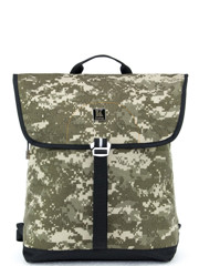 Kimtabags Leo Backpack (M) Camo