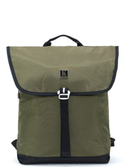 Kimtabags Leo Backpack (M) Green