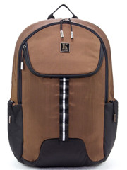 Kimtabags Phoenix Backpack (M) Brown
