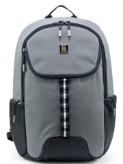 Kimtabags Phoenix Backpack (M) Grey