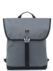 Kimtabags Leo Backpack (M) Grey