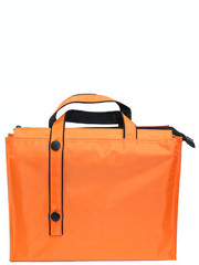 Lihit Lab Teffa 2 Way Carrying Bag Size B4 Orange