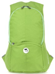 Mikkor Pretty Boy Backpack PBBP Lime Green