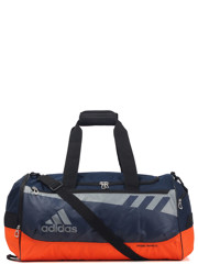 Adidas Team issue Duffel Bag Medium (M) Navy/Orange