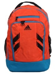 Adidas Rush Backpack (M) Solar Red/Blue
