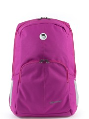 Mikkor The Burgess Backpack (M) Pink