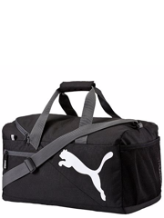 Puma Foundation Small Sports Bag (S) Black