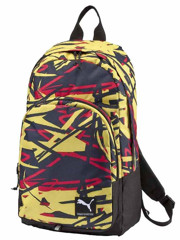 Puma Academy Backpack (M) Yellow